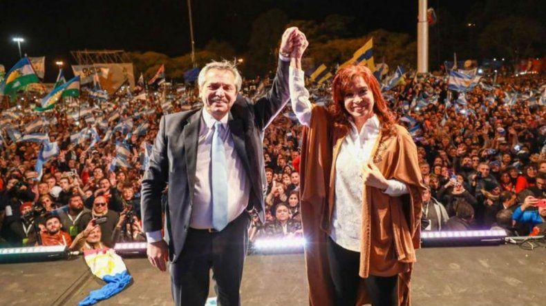 Cristina en Rosario: quiero que los argentinos vuelvan a ser felices