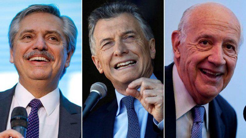 Los cierres de campaña de los precandidatos a presidente