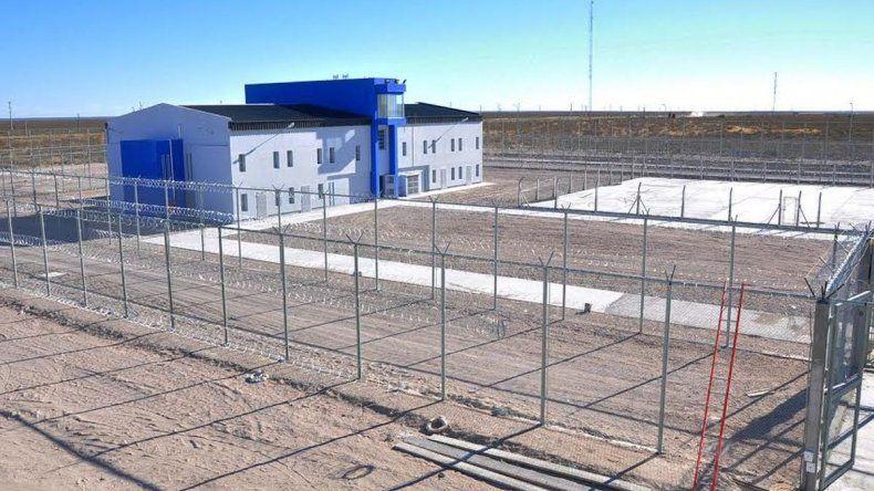 Madryn: presos en huelga de hambre