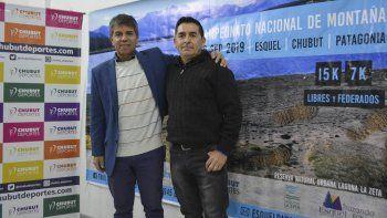 La competencia fue presentada en Chubut Deportes.