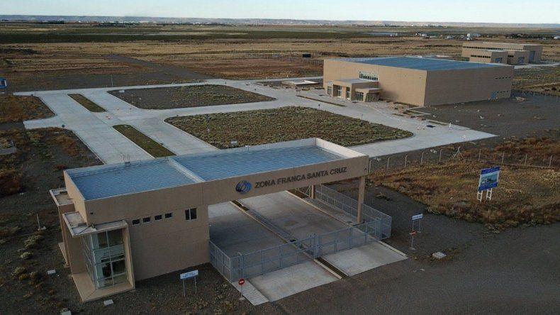 La AFIP habilitó la Zona Franca de Río Gallegos