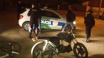 detuvieron a dos adolescentes que entraron a robar una casa