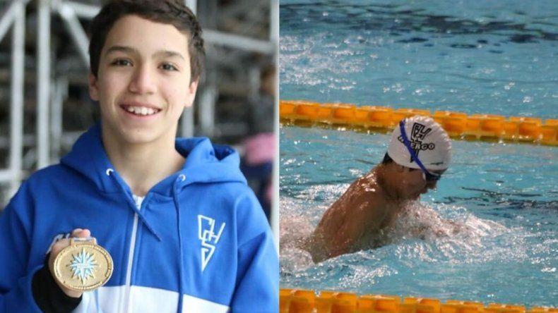 Mateo Luna Aseff se consagró campeón nacional