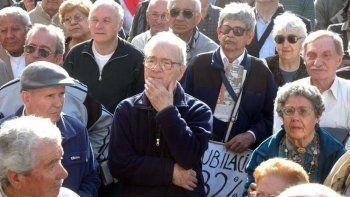 Las cifras oficiales confirman el empobrecimiento de jubilados y pensionados