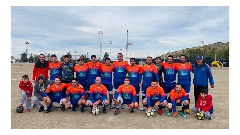 Atlético Yupanqui marcha segundo en la división B del torneo de la categoría Senior.