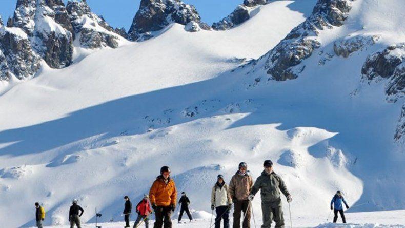 El centro invernal Perito Moreno atraviesa su mejor temporada