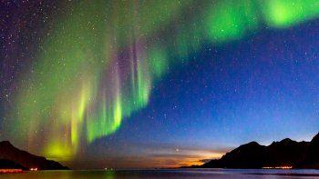 Tres trenes que cruzan Rusia hacia el espectáculo de la aurora boreal