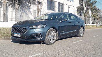 Las 10 claves del Ford Mondeo Vignale Hybrid: el máximo confort con un menor consumo y emisión