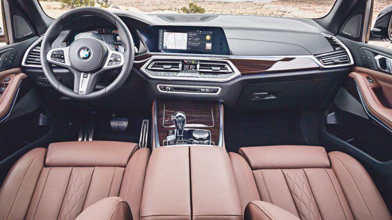 BMW x4 y x5 Avanzada X: apuesta por suvs premium
