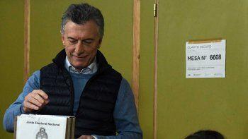 Macri reconoció la derrota: tuvimos una mala elección