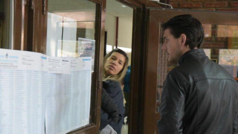 En Rada Tilly también se votó con total normalidad