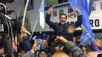 Juan Pablo Luque fue el gran ganador en Comodoro