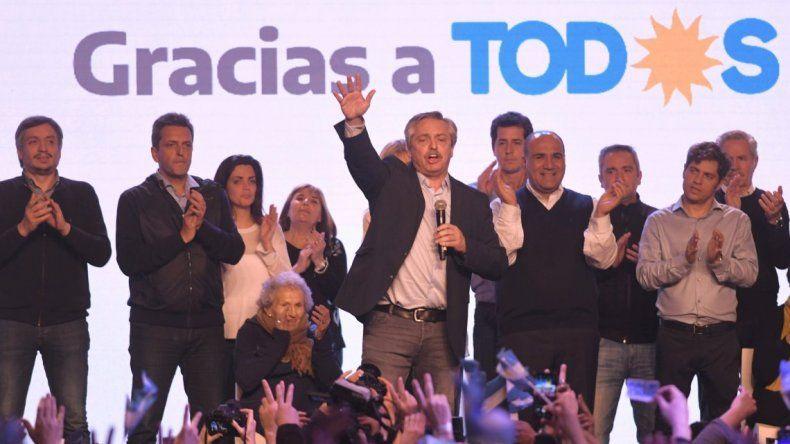 En Chubut, la fuerza más votada fue el Frente de Todos