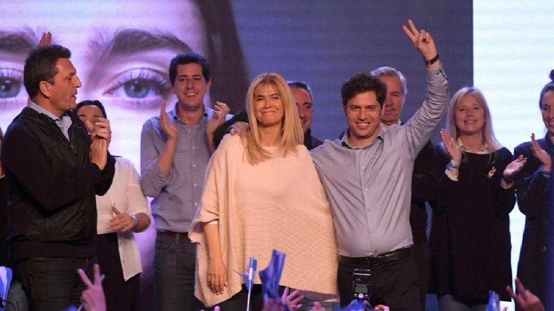 Kicillof arrasó en Buenos Aires y espera el Gobierno actúe con responsabilidad