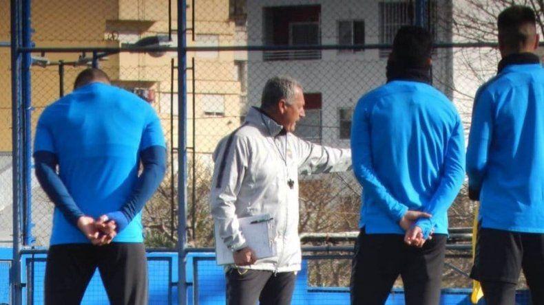 De Rossi debuta frente a Almagro