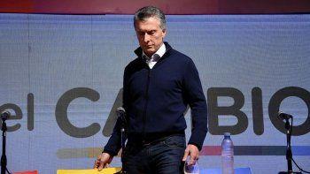 Macri hablará esta tarde tras reunirse con su Gabinete