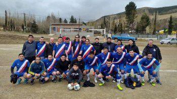 Ciudadela, que participa en la división B de los Senior, no pudo con el puntero La Vecindad.