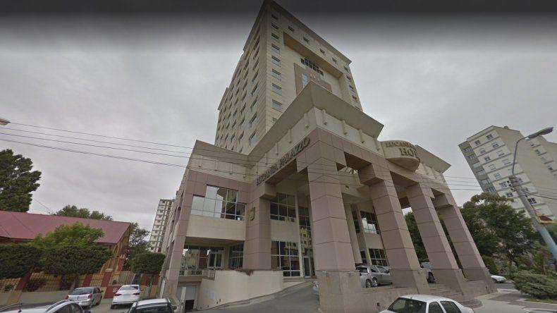 El robo comando en el hotel casi no registra antecedentes en Comodoro.