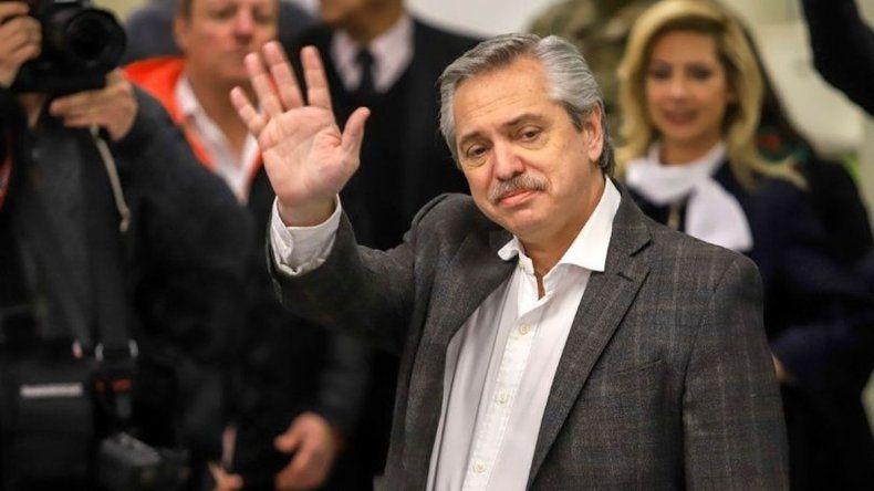En el departamento Escalante, Alberto Fernández aventajó por casi 30 puntos a Macri