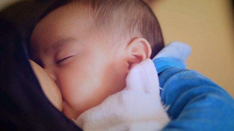 Charla sobre lactancia materna en Rada Tilly