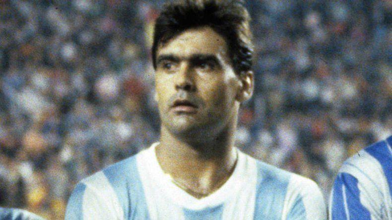 A los 62 años murió el Tata Brown, campeón del mundo en México 86