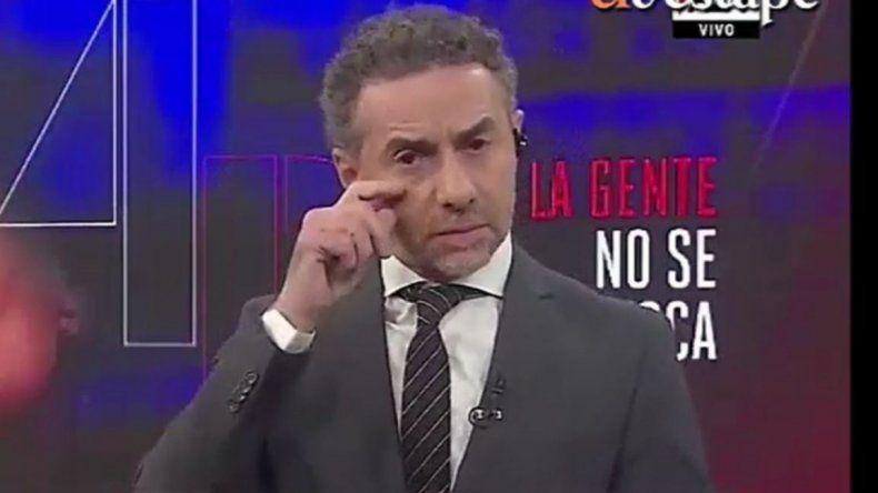 Luis Majul hizo autocrítica y manifestó que no investigó demasiado