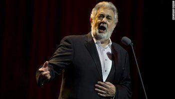 Nueve mujeres denunciaron a Plácido Domingo por acoso sexual