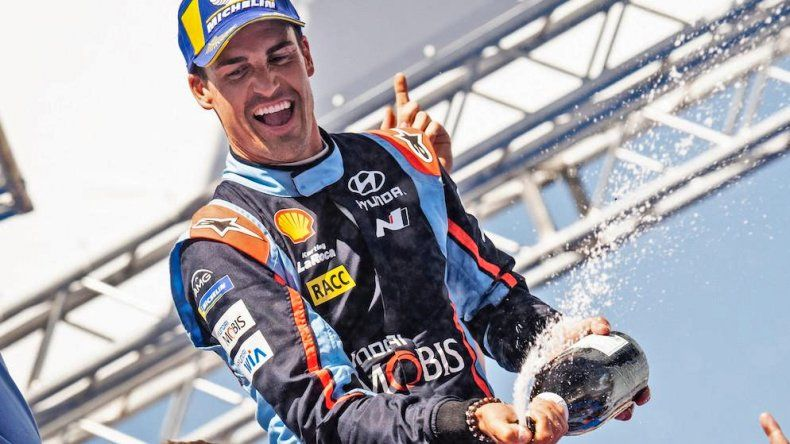 Dani Sordo será el piloto invitado de lujo que tendrá la próxima fecha del Campeonato Argentino de Rally.