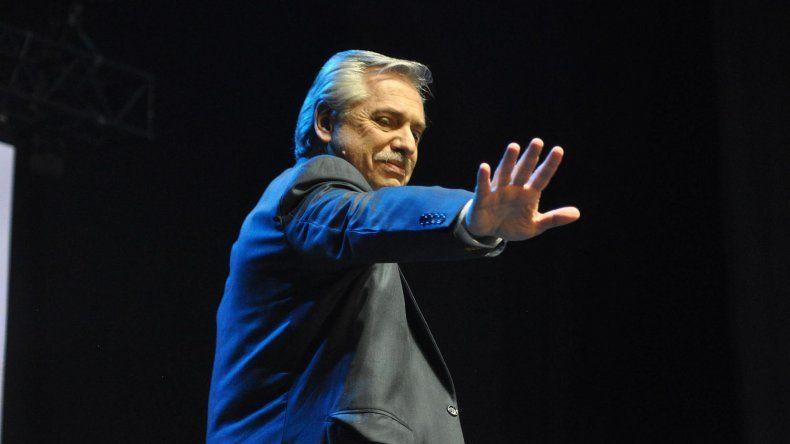 Alberto Fernández dijo que no se reunirá con Mauricio Macri