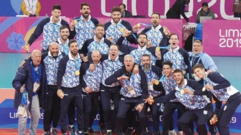 La selección argentina ganó recientemente la medalla de oro en los Juegos Panamericanos de Lima