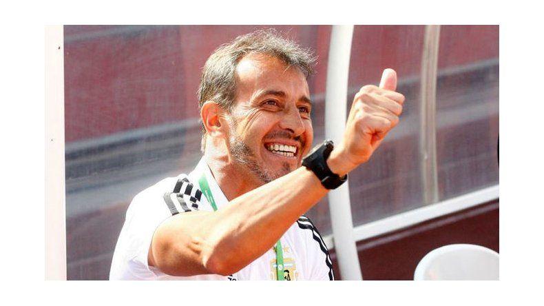 Estoy muy contento de haber ganado la medalla de oro, admitió  Fernando Batista