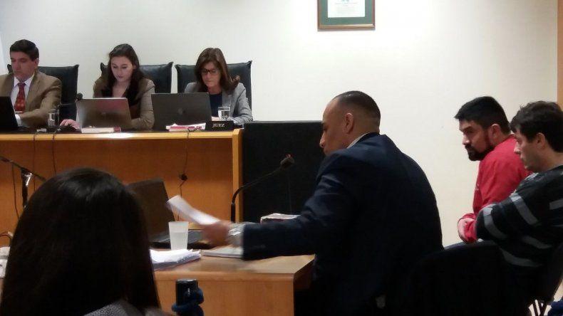 En la primera jornada del juicio por el homicidio de Gustavo Fozziano declararon 6 testigos.