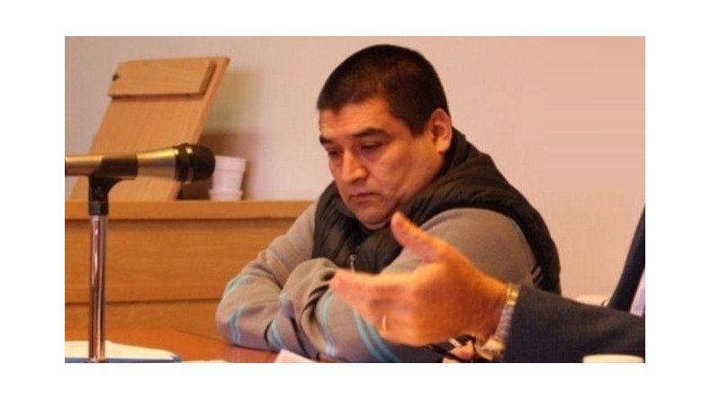 Oscar Alarcón fue condenado en la causa de los dobles sueldos.