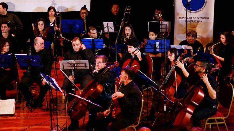 Realizarán audiciones para integrar la Orquesta de la UNPSJB