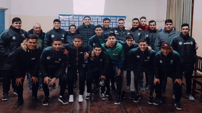 La selección comodorense C-20 de futsal está lista para comenzar una nueva participación en el Argentino de la categoría en San Rafael.