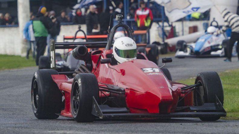 Thomás Micheloud llega a Córdoba con expectativas renovadas y con la intención de subir al podio.