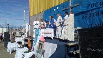Los salesianos celebraron  una misa por la educación