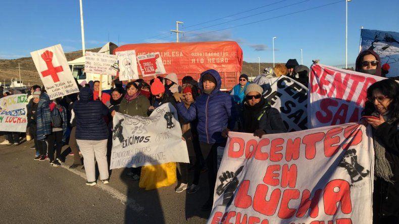 Posibles denuncias contra docentes: engaño para estigmatizar la lucha