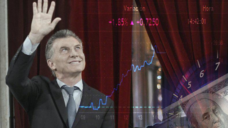Redrado denunció que Macri dejó que aumente el dólar como castigo