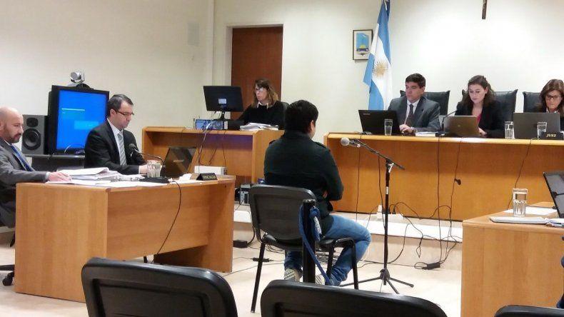 En la tercera jornada de juicio por el homicidio del pescador Gustavo Fozziano