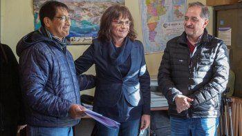 en el divina providencia amplian su sede vecinal con ayuda del municipio