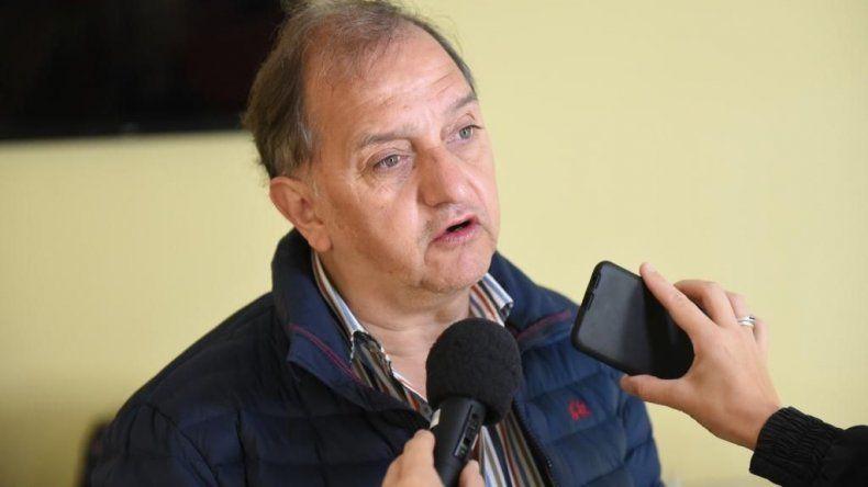 Carlos Linares pidió que prime el diálogo.
