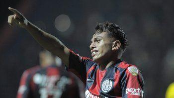 El Perrito Nahuel Barrios será esta tarde titular en el partido que San Lorenzo afrontará de local ante Rosario Central.