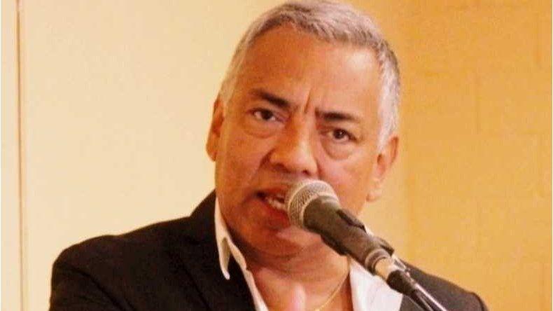 El jefe comunal de Cañadón Seco