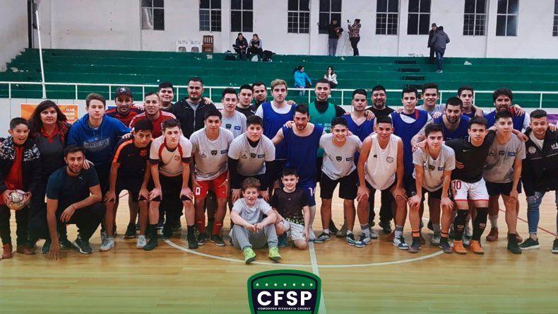 Selección Comodoro Rivadavia Futsal