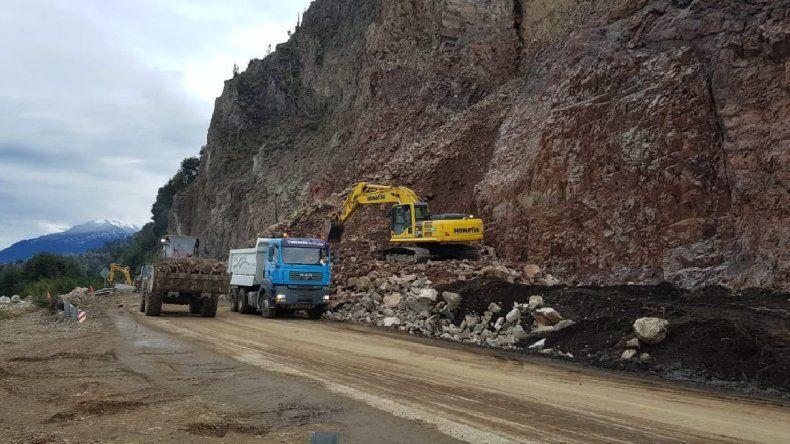Reabre la Ruta 40 entre La Angostura y Bariloche