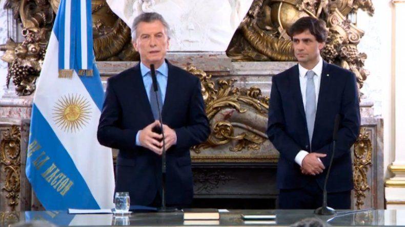 El furcio y el chiste de Macri: gracias por venir tan temprano este lunes