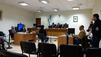 Con la declaración de los acusados por el homicidio de Gustavo Fozziano quedó clausurada la etapa de incorporación de prueba y hoy serán los alegatos del juicio.