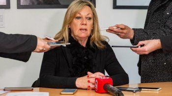 Rossana Artero se queda sin el municipio de Rawson. Ahora la incógnita es saber si podrá asumir como diputada en diciembre.