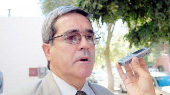 Miquelarena advirtió a los jueces y funcionarios sobre lo que no pueden hacer ante un estado de caos como el que se vive en Chubut.
